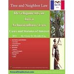 Developments in Iowa Arboriculture Law (Cases & Statutes of Interest)